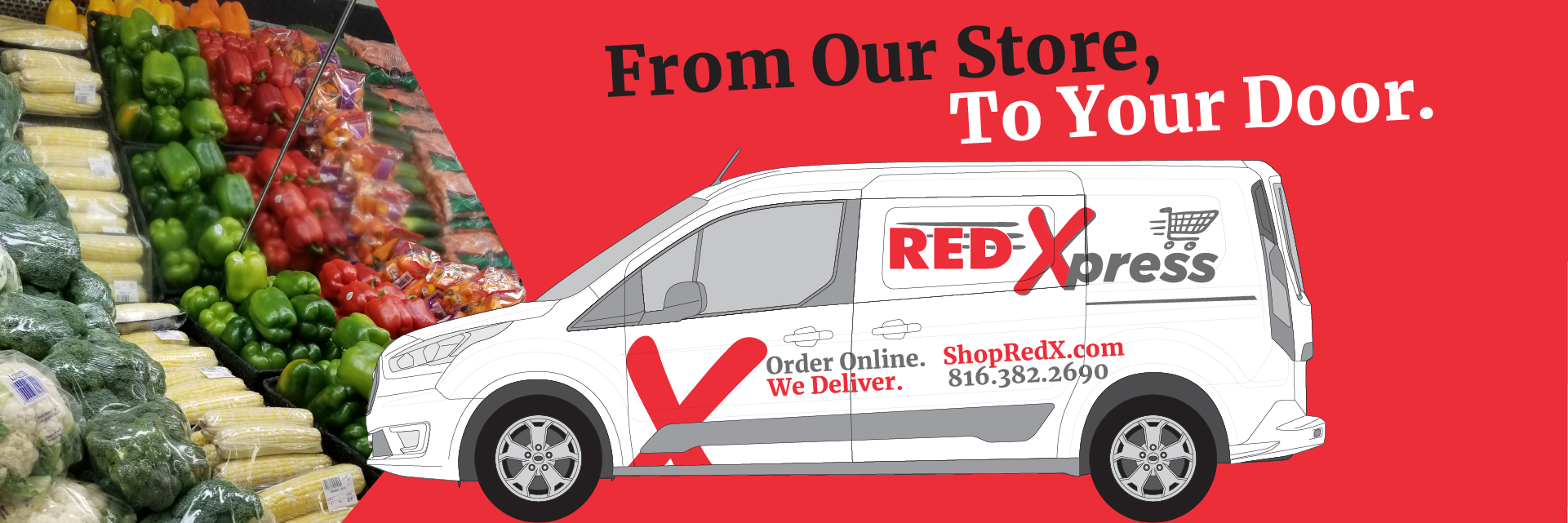 From Our Store, To Your Door