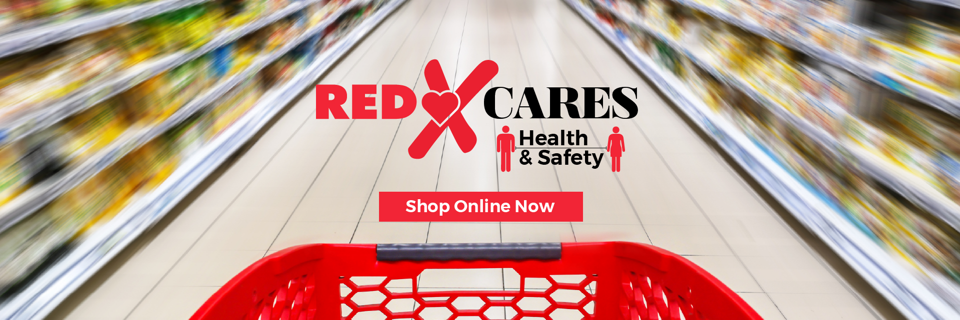 RedXCares - Health & Safety