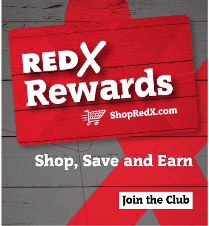 Red X Rewards